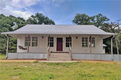Rosanky Single Family Home For Sale: 11930 Fm 713
