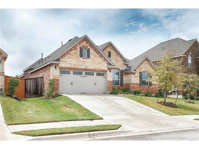 Georgetown Single Family Home For Sale: 541 Blue Agave Ln