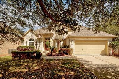 Austin Single Family Home Pending - Taking Backups: 2907 Lantana Ridge Dr