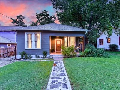 Single Family Home For Sale: 3508 Hollywood Ave