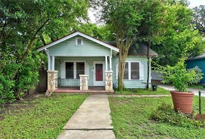 Single Family Home For Sale: 904 Columbus St