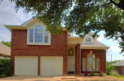 Travis County Single Family Home Pending - Taking Backups: 2208 Emmett Pkwy