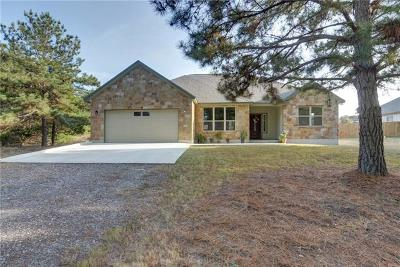 Bastrop County Single Family Home For Sale: 125 Pony Grass Ln