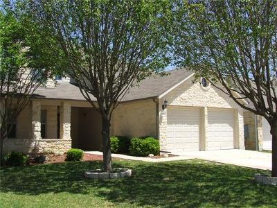 Leander Single Family Home For Sale: 320 King Elder Ln