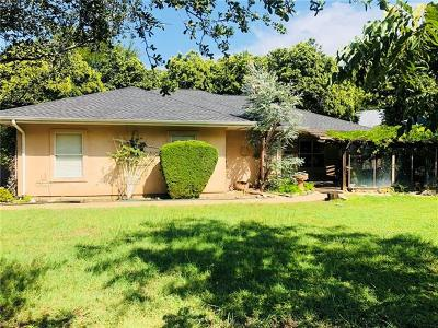 Austin Single Family Home For Sale: 2301 Mecca Rd