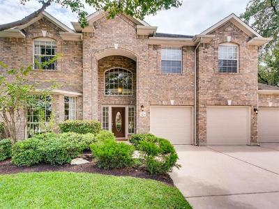Round Rock Single Family Home For Sale: 3401 Luminoso Ln