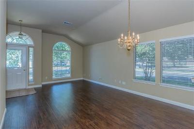 Travis County, Williamson County Single Family Home For Sale: 13449 Dulles Ave