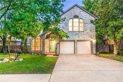 Round Rock Single Family Home For Sale: 1009 Oaklands Dr