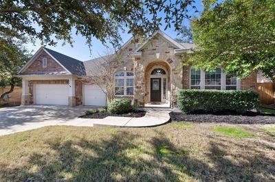 Leander Single Family Home For Sale: 2605 Raindance