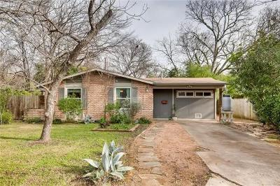 Austin Single Family Home For Sale: 6203 Peggy St