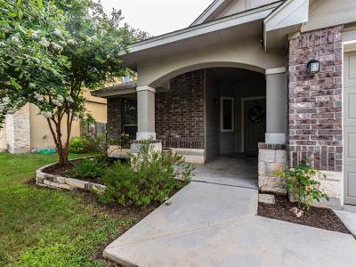 San Marcos Single Family Home For Sale: 105 Split Rail Dr