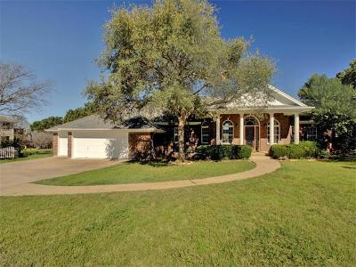 Cedar Park Single Family Home For Sale: 16716 Travista