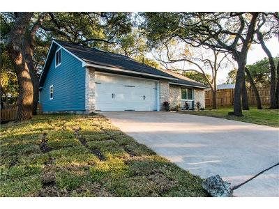 Hays County, Travis County, Williamson County Single Family Home For Sale: 8211 Beaconcrest Dr