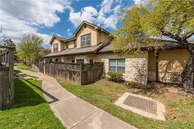 Condo/Townhouse For Sale: 8701 Escarpment Blvd #82