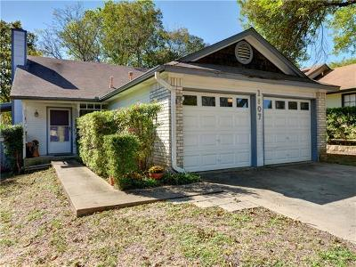 Single Family Home For Sale: 1807 Rainy Meadows Dr