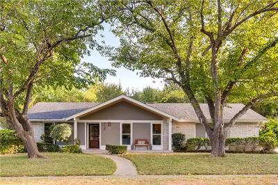 Hays County, Travis County, Williamson County Single Family Home For Sale: 7125 S Brook Dr