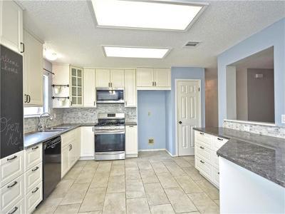 Pflugerville Single Family Home Pending - Taking Backups: 714 Cactus Bend Dr