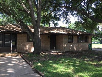 Marble Falls TX Single Family Home For Sale: $475,000
