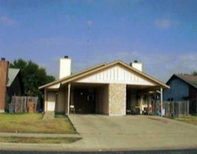 Multi Family Home For Sale: 6908 Branchwood Dr