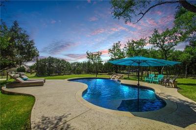 Dripping Springs Single Family Home For Sale: 240 Chama Trce