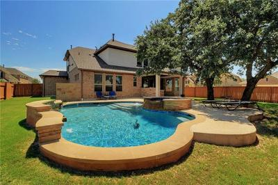 Leander Single Family Home Active Contingent: 4301 Big Tree Trl
