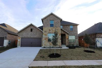 Hutto Single Family Home For Sale: 709 Duroc Dr