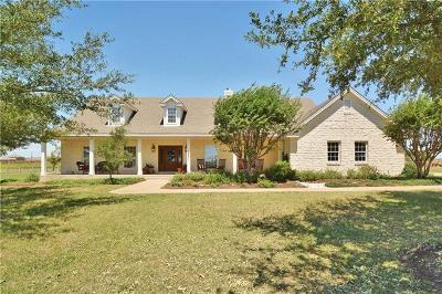 Pflugerville Single Family Home For Sale: 20000 Hodde Ln