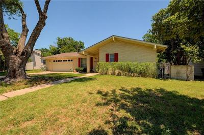 Travis County Single Family Home For Sale: 8207 Shadowood Dr