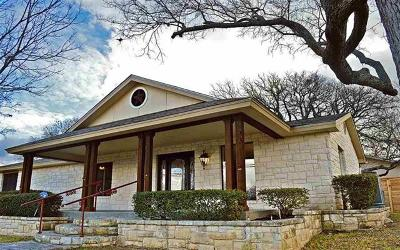 Marble Falls Single Family Home Pending - Taking Backups: 505 Avenue E