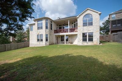 Hays County, Travis County, Williamson County Single Family Home For Sale: 282 Winecup Way