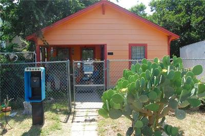 Austin Single Family Home For Sale: 1204 Singleton Ave
