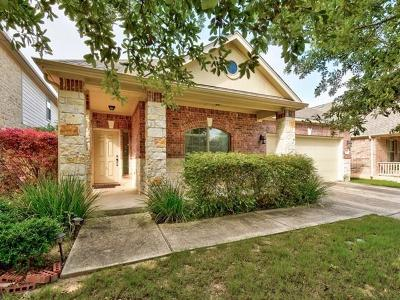 Travis County Single Family Home For Sale: 12433 Black Hills Dr