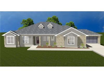 Georgetown Single Family Home For Sale: 1520 Crockett Gardens