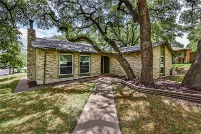 Austin Single Family Home For Sale: 11507 Circle Bend Dr
