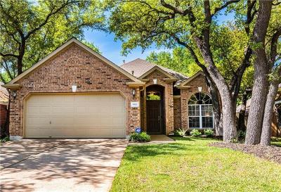 Cedar Park TX Single Family Home Pending: $309,900