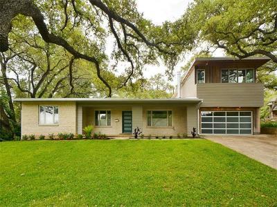 Highland Park West Single Family Home For Sale: 3319 Big Bend Dr