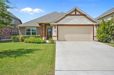 Pflugerville Single Family Home For Sale: 18924 Shallow Pond Trl
