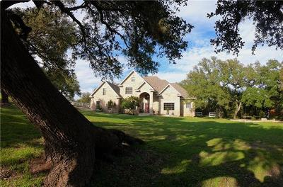 Dripping Springs Single Family Home For Sale: 10901 West Cave Blvd