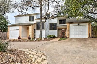 Austin Multi Family Home Pending - Taking Backups: 8402 Tallwood Dr