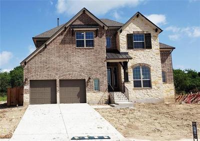 Georgetown Single Family Home For Sale: 609 Hidden Creek Way