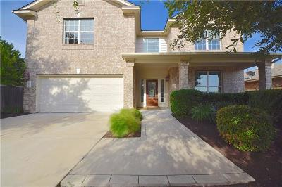 Pflugerville Single Family Home For Sale: 3105 Winding Shore Ln