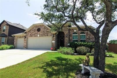 Crystal Falls Single Family Home Pending - Taking Backups: 2301 Granite Hill Dr