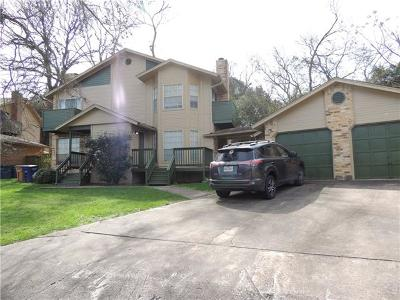 Austin Multi Family Home For Sale: 1711 Waterloo Trl