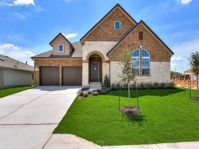 Leander Single Family Home For Sale: 1104 Almeria Dr