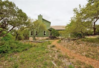 Dripping Springs Single Family Home Pending - Taking Backups: 129 Valley Ridge Dr
