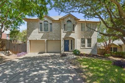 Hays County, Travis County, Williamson County Single Family Home For Sale: 3631 Hawk Ridge St