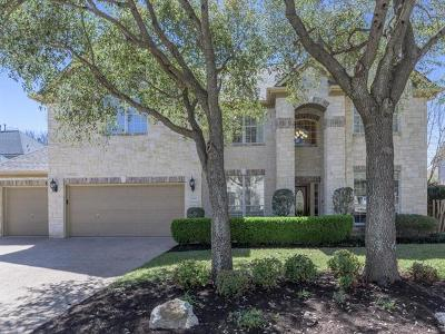 Round Rock Single Family Home For Sale: 2649 Henley Dr