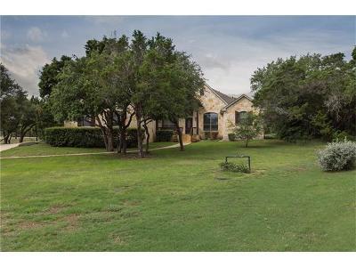 Liberty Hill Single Family Home For Sale: 208 Quarry Lake Estates Dr