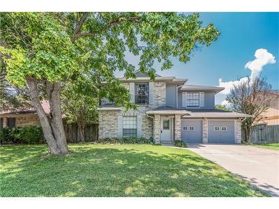 Leander Single Family Home For Sale: 2511 Autrey Dr