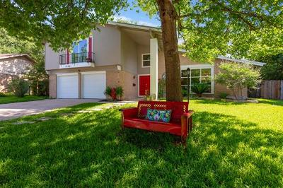 Austin Single Family Home Pending - Taking Backups: 1208 Quailfield Cir